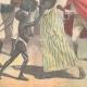 DETAILS 06 | Italo-ethiopian War - End of the siege of Macallè - Water distribution - Ethiopia - 1896