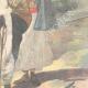 DÉTAILS 04 | Guerre italo-éthiopienne - Arrestation d'un prêtre Abyssin par nos avant-postes - Ethiopie - 1896
