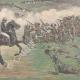 DÉTAILS 04 | Evènements en Afrique - Combat d'Alequa - Ethiopie - 1896