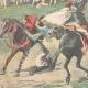 DETAILS 05 | Events in Africa - Dervishes in Cassala - Sudan - 1896