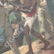 DETAILS 06 | Battle of Adwa - The Galla soldiers attack the Italian wounded - Ethiopia - 1896