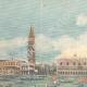 DÉTAILS 01 | Conférence des Souverains d'Allemagne et d'Italie - Lagune de Venise - Italie - 1896