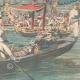 DÉTAILS 04 | Conférence des Souverains d'Allemagne et d'Italie - Lagune de Venise - Italie - 1896