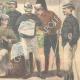 DETAILS 04 | Italo-Ethiopian War - Examination of a native by general Baldissera - Ethiopia - 1896