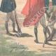 DETAILS 05 | Italo-Ethiopian War - Examination of a native by general Baldissera - Ethiopia - 1896