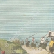 DETAILS 01   Mahdist War - Dervish horsemen cross the Anglo-Egyptian lines - 1896