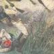 DETAILS 06   Mahdist War - Dervish horsemen cross the Anglo-Egyptian lines - 1896