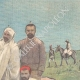 DETAILS 03 | Italo-Ethiopian War - Officers wounded in the war of Abba Garima - Ethiopia - 1896