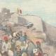 DETAILS 01 | Italo-Ethiopian War - Liberation of Fort Adigrat - Baldissera - Prestinari - Ethiopia - 1896