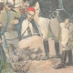 DETAILS 06 | Italo-Ethiopian War - Liberation of Fort Adigrat - Baldissera - Prestinari - Ethiopia - 1896