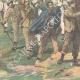DETAILS 02 | Italo-Ethiopian War - Restitution of Italian prisoners - Ethiopia - 1896