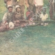 DETAILS 05 | Italo-Ethiopian War - Génie d'Otumlo - Eritrea - 1896
