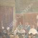 DÉTAILS 01 | Messe du Pape pour l'équipage de la flotte anglaise - Chapelle Sixtine - Vatican - 1896