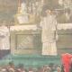 DÉTAILS 03 | Messe du Pape pour l'équipage de la flotte anglaise - Chapelle Sixtine - Vatican - 1896
