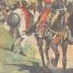 DÉTAILS 02 | Mgr Macario porte la lettre du pape à Ménélik - Addis-Abeba - Ethiopie - 1896