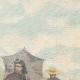 DÉTAILS 03 | Mgr Macario porte la lettre du pape à Ménélik - Addis-Abeba - Ethiopie - 1896