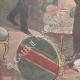 DÉTAILS 05 | Meurtre Via Napoleone III à Rome - 1896