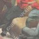 DÉTAILS 06 | Meurtre Via Napoleone III à Rome - 1896