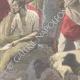 DÉTAILS 04 | Guerre italo-éthiopienne - Les soldats italiens prisonniers à Addis-Abeba - Ethiopie - 1896