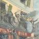 DETAILS 01 | Riots in Zurich - Switzerland - 1896