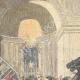 DÉTAILS 01 | Un cheval entre dans la Basilique de Notre-Dame du Bon conseil à Naples - Italie - 1896