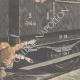 DÉTAILS 04   Suicide sur la ligne de chemin de fer Turin-Milan - Italie - 1896