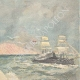 DETAILS 03 | Capture of a Dutch steamer by Italian ships in the Red Sea - 1896
