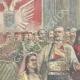 DÉTAILS 01 | Les fiançailles du Prince de Naples à Cetinje - Monténégro - 1896