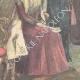 DÉTAILS 02 | Les fiançailles du Prince de Naples à Cetinje - Monténégro - 1896
