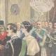 DÉTAILS 03 | Les fiançailles du Prince de Naples à Cetinje - Monténégro - 1896