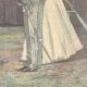 DÉTAILS 06 | Les fiançailles du Prince de Naples à Cetinje - Monténégro - 1896