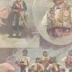 DETAILS 02 | Traditional costumes of Montenegro - XIXth Century