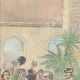 DETAILS 03 | Hurray of Montenegrin officers to King Umberto I of Italy - Montenegro - 1896
