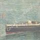 DETAILS 02 | Italian army - Warship - Cruiser Piemonte - XIXth Century