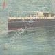 DETAILS 05 | Italian army - Warship - Cruiser Piemonte - XIXth Century