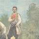 DÉTAILS 03   Portrait de Nicolas Ier de Monténégro (1841-1921) et ses trois fils