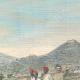 DÉTAILS 03 | Implantation d'une ligne télégraphique à Ghinda - Érythrée - 1896