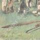 DÉTAILS 05 | Implantation d'une ligne télégraphique à Ghinda - Érythrée - 1896