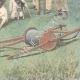 DÉTAILS 06 | Implantation d'une ligne télégraphique à Ghinda - Érythrée - 1896