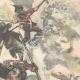 DÉTAILS 03 | Un mort dans les Alpes - Aiguille de la Grande Sassière à Valgrisenche - Italie - 1896