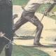 DETAILS 02 | Duel at Savigliano - Piedmont - Italy - 1896