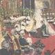 DÉTAILS 02 | Mariage du Prince de Naples et la Princesse Elena - Cérémonie religieuse - Rome - 1896