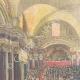 DÉTAILS 03 | Mariage du Prince de Naples et la Princesse Elena - Cérémonie religieuse - Rome - 1896