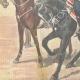 DÉTAILS 05 | Mariage du Prince de Naples et la Princesse Elena - Revue militaire - Rome - 1896
