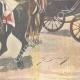 DÉTAILS 06 | Mariage du Prince de Naples et la Princesse Elena - Revue militaire - Rome - 1896