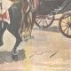 DÉTAILS 08 | Mariage du Prince de Naples et la Princesse Elena - Revue militaire - Rome - 1896