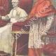 DETAILS 04 | Bishop Macario presents Menelik's letter to the Pope - Vatican - 1896