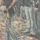 DETAILS 04 | Arrival of Alexander I of Serbia at Rome - Italy - 1896