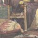 DÉTAILS 05 | Guerre italo-éthiopienne - Le major Nerazzini signe le traité de paix avec Menelik II - Addis Abeba - 1896