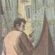 DÉTAILS 01 | Assassinat de la comtesse Lara, Evelina Cattermole - Rome - 1896